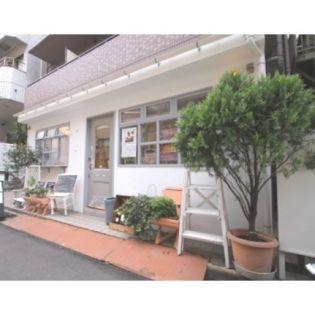 ゴールドクレスト渋谷[0201号室]の外観