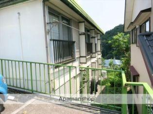 神奈川県相模原市緑区中野の賃貸アパートの外観