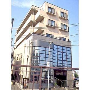 メルベーユ横浜子安[4階]の外観