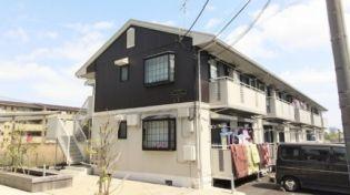 横浜ハウス[201号室]の外観