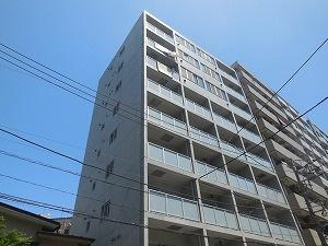 アフィーノ川崎[703号室号室]の外観