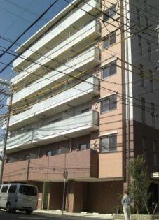 マーベラスビュー東神奈川[503号室号室]の外観