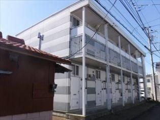レオパレス田村[101号室]の外観
