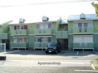 ハッピネスMTオータムA棟[105号室号室]の外観