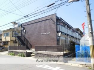 川村ハイツ[107号室]の外観