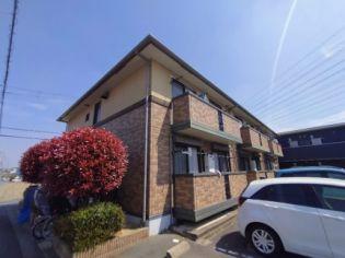 ファミール田井城C棟[1階]の外観