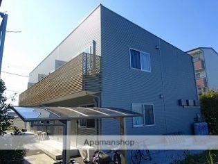 徳島県徳島市応神町古川字北の賃貸アパートの外観