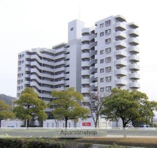 香川県綾歌郡宇多津町平山の賃貸マンションの外観