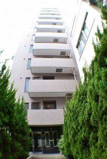 東京都千代田区飯田橋2の賃貸マンションの外観