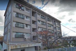 高丸西ビル[503号室]の外観