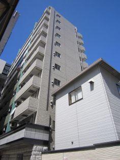 グランド・ガーラ新横浜North[1007号室]の外観