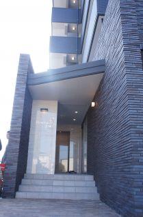 Honrade築地[105号室]の外観