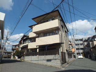 居村マンション[201号室]の外観