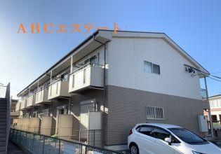 プランドールYokoiⅡ[102号室]の外観