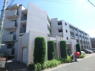 東奈良・リッツハウス[206号室]の外観