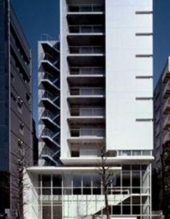 カスタリア広尾[9階]の外観