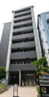 シンシア白金高輪[4階]の外観