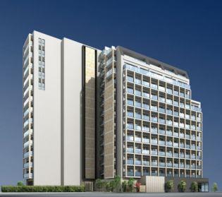ピアース赤坂[5階]の外観