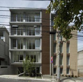 HTピア赤坂[5階]の外観