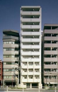 レジディア広尾II[6階]の外観