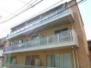 マインコート西麻布[3階]の外観