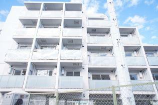 レイリス二子新地ザ・ファースト[4階]の外観