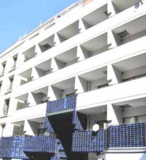 ラミアール赤坂[4階]の外観