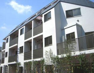 ガーデン代々木八幡[3階]の外観