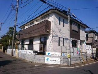 東京都世田谷区奥沢2丁目の賃貸アパートの外観