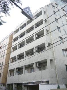 東京都渋谷区代々木2丁目の賃貸マンションの外観