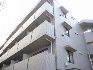 ルーブル目黒洗足[4階]の外観