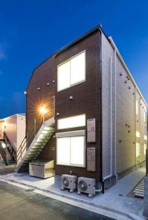 ル・ベルソー駒沢[1階]の外観