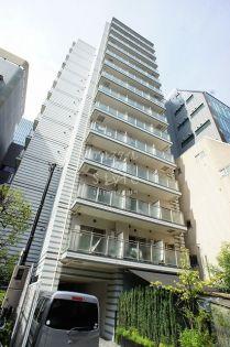東京都港区浜松町2丁目の賃貸マンションの外観