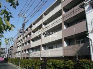 東京都大田区南蒲田2丁目の賃貸マンションの外観