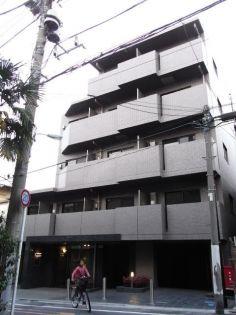 ルーブル大崎参番館[2階]の外観