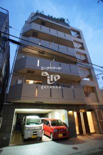 CASA MIA NAKANOBU[5階]の外観