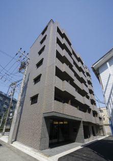 ルーブル武蔵小杉参番館[4階]の外観