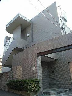 ヒルトップハウス恵比寿[2階]の外観