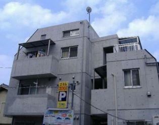 マリーローズ[2階]の外観