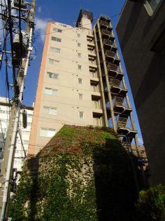 ペガサスマンション本郷[5階]の外観