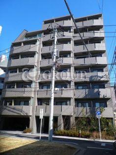 東京都豊島区西池袋2丁目の賃貸マンションの外観