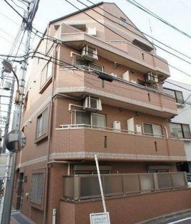 キャッスル高田馬場[4階]の外観