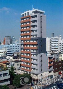 グランド・ガーラ新宿[7階]の外観