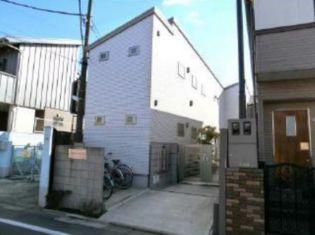 東京都文京区西片1丁目の賃貸アパートの外観