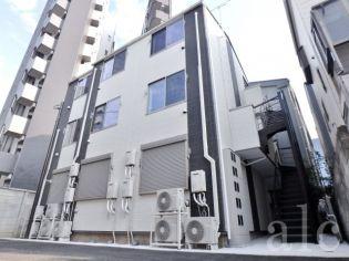 青雲ハウス[2階]の外観