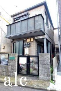 シャルム北新宿[1階]の外観