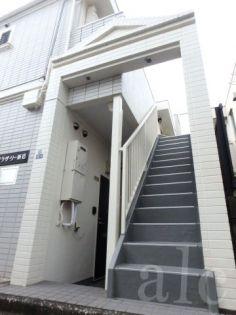 プラザ・リー・新宿[1階]の外観