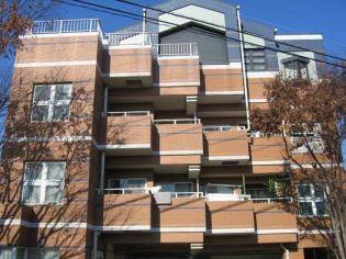 ビトロハウス[2階]の外観