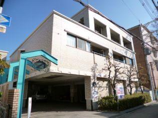 アジュール上野西[104号室]の外観