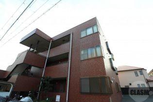 兵庫県芦屋市浜芦屋町の賃貸アパートの外観